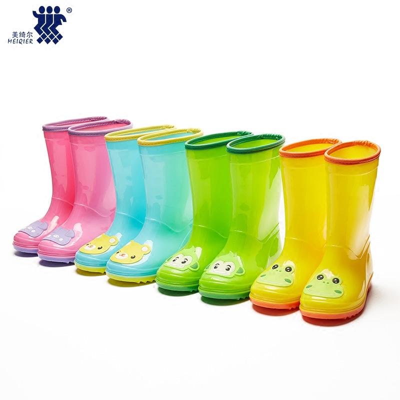 新款防水雨靴