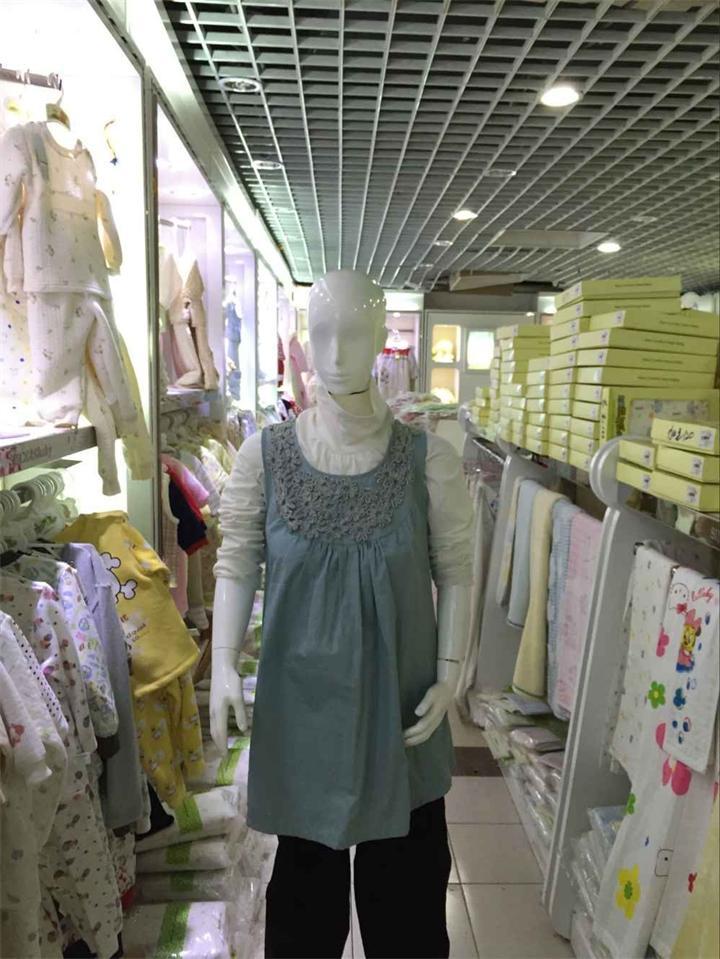 防辐射孕妇装——金属纤维防辐射裙衫N53005