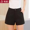 大码女装夏季雪纺短裤