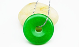 Natural Malay jade safety buckle pendant pendant natural jade comparable to Tian Biyu special sales wholesale price