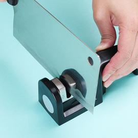 钨钢金刚石快速磨刀器家用定角磨刀小工具棒厨房油石磨刀石磨菜刀图片