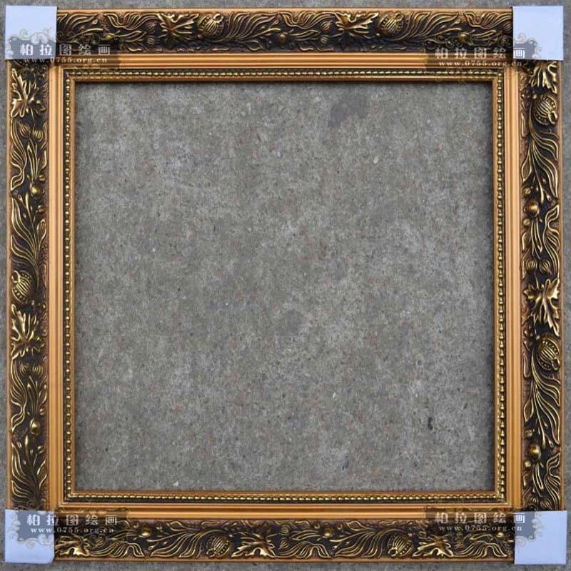 欧式古典油画框