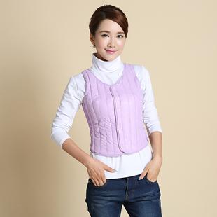 衫宣2017新款羽绒马甲女短款秋冬保暖背心轻薄内胆女贴身内穿韩版