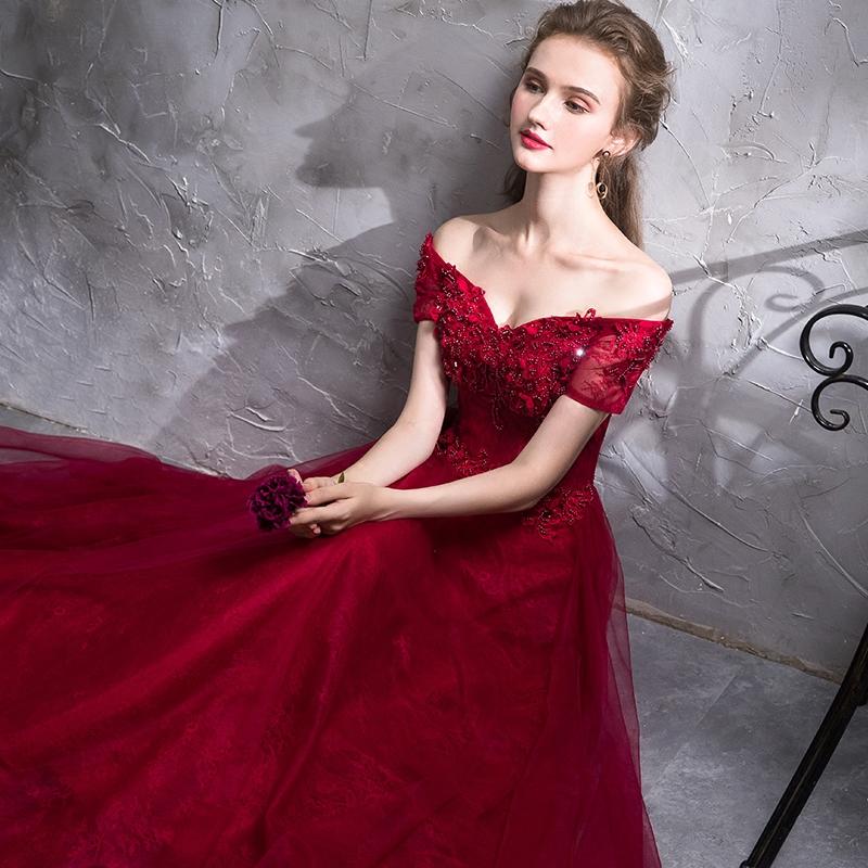 IDEARSA爱蒂撒ADSLF427新娘礼服