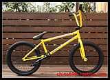CULT SIMPSONS BMX BMX Bicycle Bicycle Simpson Limited Edition Collector's Edition 20.75