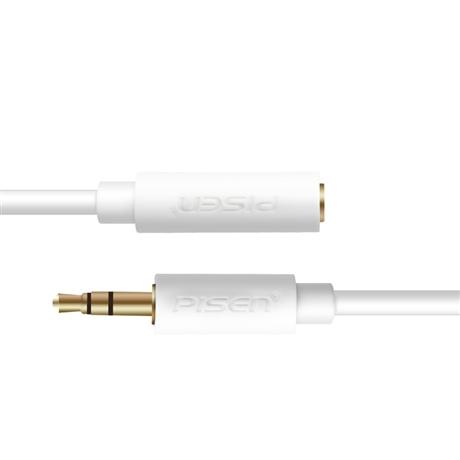 音频延长线3.5mm耳机口增长线VIVO苹果6手机6S小米5华为荣耀OPPO电脑音响公对母转换器车载用aux连接线转接头