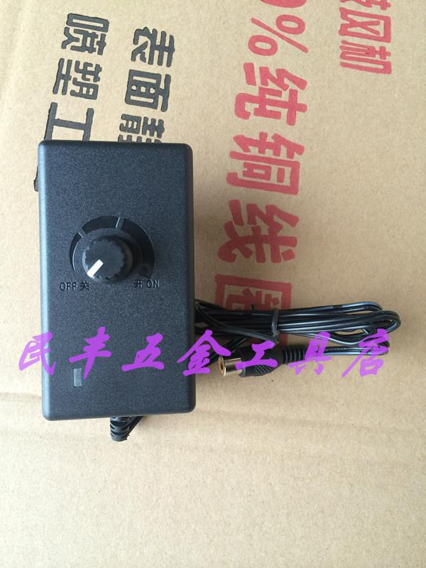 无极调速器 220V转换12V可调速配15W30W60W100W交直流鼓风机使用