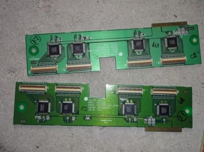 原装松下TH-42PV60C 42P65C缓冲板 TNPA3818 TNPA3819 一对品牌官网