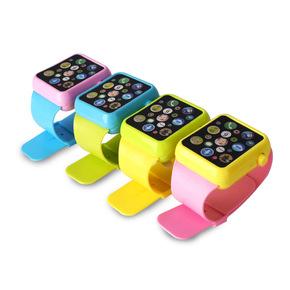 触屏儿童音乐电话玩具触摸屏手表模型婴幼儿益智早教故事机包邮