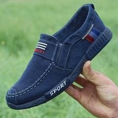 男士软底布鞋