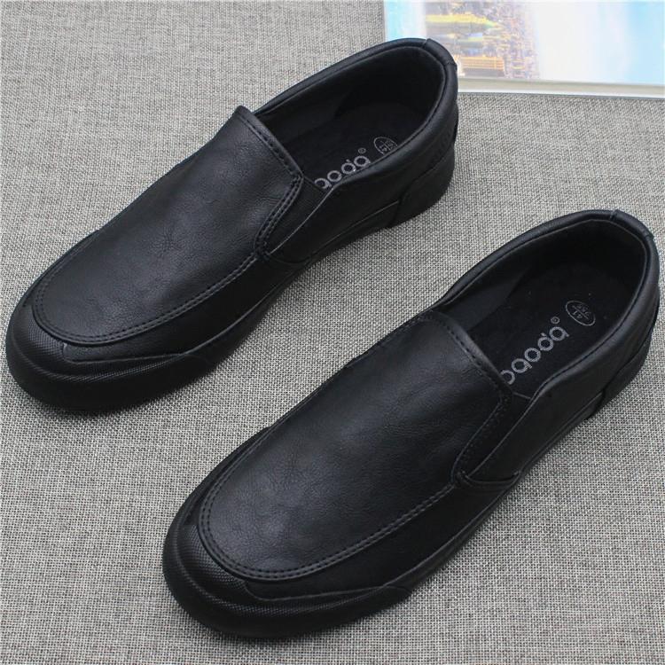 简约男鞋低帮鞋