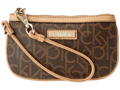 美国直邮Calvin Klein 8507584女包欧美时尚小包零钱手挽手拿包