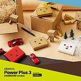 Japanese cheero genuine cute cartoon carton man Arlen mobile power supply 13400 charging treasure PD fast charging