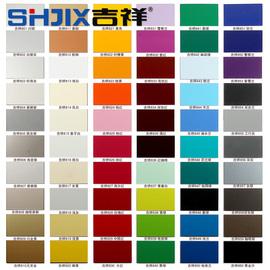 上海吉祥铝塑板4毫米21丝 内墙外墙干挂广告门头招牌幕墙装饰板材图片