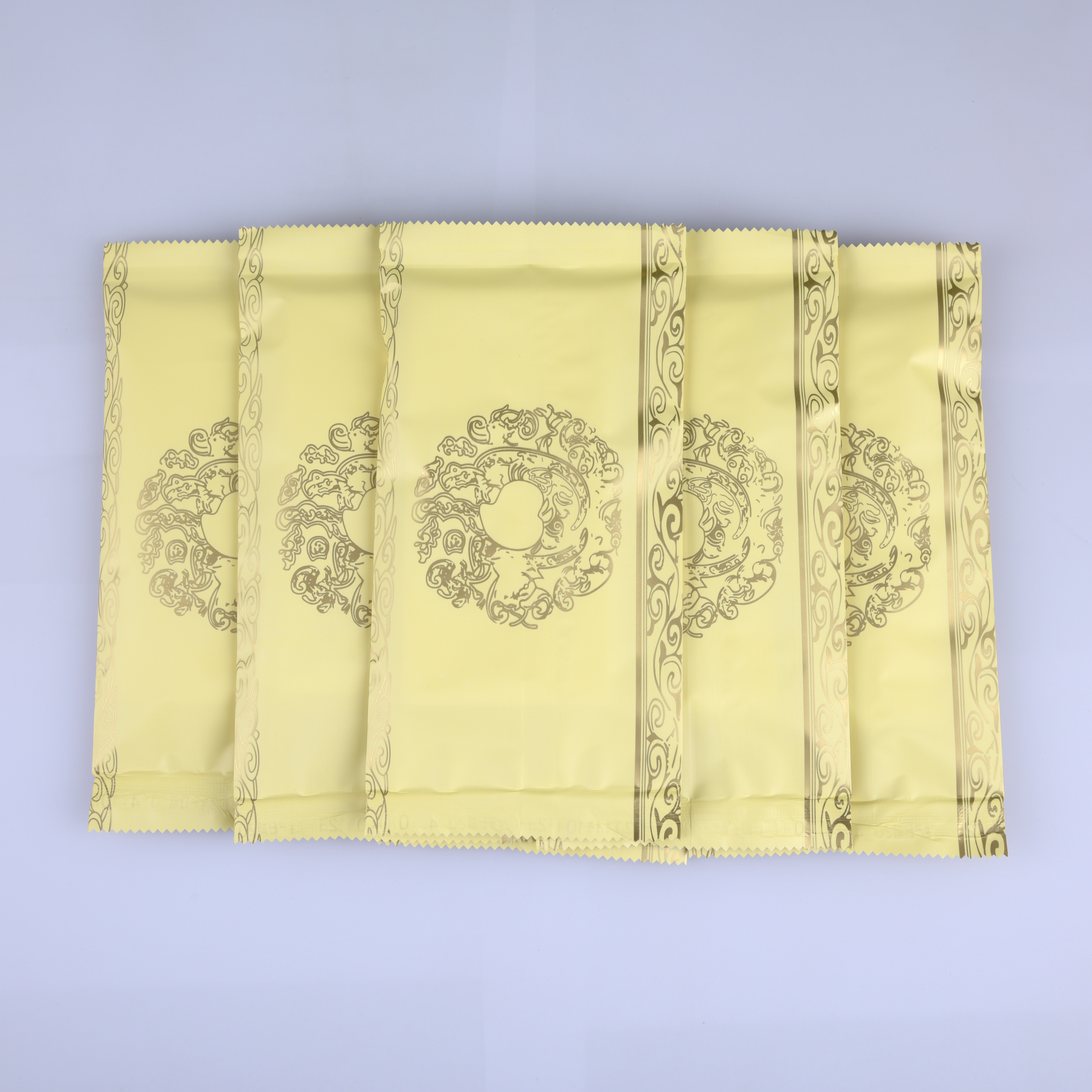 湿毛巾酒店餐饮广告餐饮用定制订做印logo印字订定做一次性湿纸巾