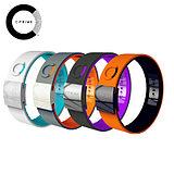CPRIME Balanced Energy Bracelet Sports Bracelet Silicone Wristbelt Student Chain Basketball Black Technology Men and Women