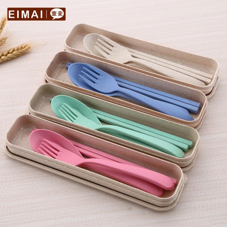 小麦秸秆筷子
