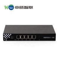 申瓯企业级工程路由器WIFI覆盖微信广告营销AC网关无线AP控制器