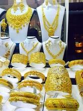 不掉色天然仿黄金越南沙金手镯戒指手链吊坠饰品观音佛貔貅