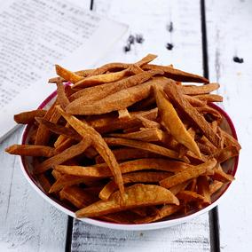 朱小二香脆薯条250g*1地瓜干农家自制山芋条片天然无糖精纯红薯干