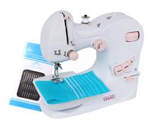 宝思捷缝纫机162电动台式小型迷你多功能缝纫机锁边小缝纫机手动