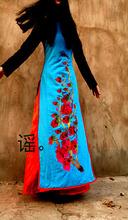 此岸歌声*原创设计店-越南袍子 亲爱的玛嘉烈