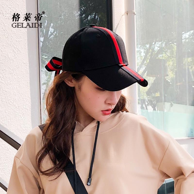 条纹嘻哈帽子