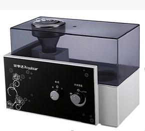 Royalstar/荣事达 RS-V40E湿温度显示超声波负离子香薰加湿器遥控