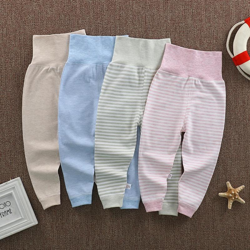 高腰婴儿棉裤
