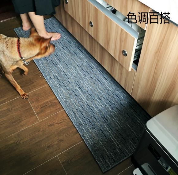 厨房脚垫长方形