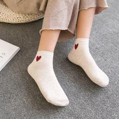 棉袜女袜纯棉日