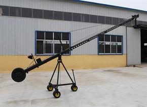 三轴电控摇臂摄像摇臂电动摇臂8米 10米12米 三轴系统云台