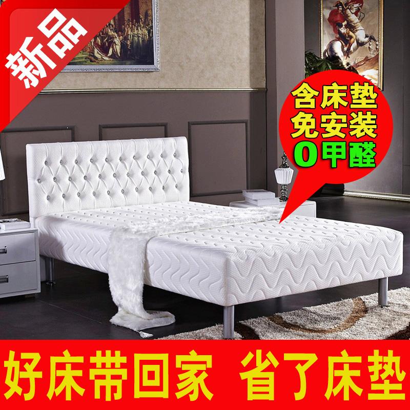 床垫一体式床