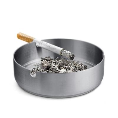 煌鹰 不锈钢 烟灰缸 烟缸 四种规格 烟盅 加厚款