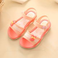 Girls Sandals 2018 New Korean Children's Summer Baby Sandals Women Children's Shoes Kids Non-slip Soft Princess