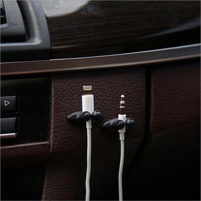 汽车行车记录仪线夹线卡子排线夹布线夹布线扣理线器布线固定卡扣