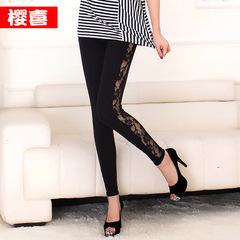 女士个性小脚裤