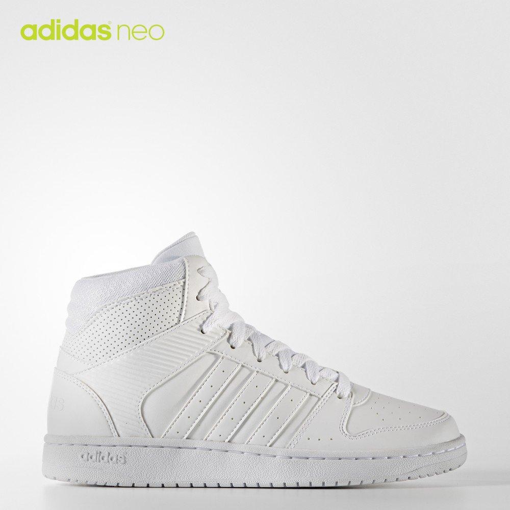 阿迪达斯adidas 官方 neo 女子 休闲鞋 VS HOOPSTER MID W