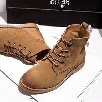 森女靴子短靴