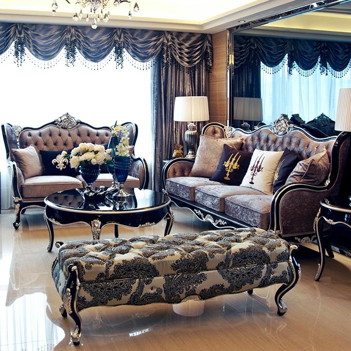 新古典古典小沙发