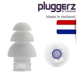 Pluggerz Netherlands professional music type advanced version filter earplugs DJ noise reduction drummer drums anti-noise