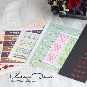 Handmade贴纸大全系列15种款式可选