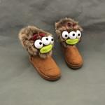 个性雪地靴女冬