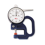 Weihai Thickness Gauge 0-10 * MM paper film thickness meter gauge feeler gauge thickness tester