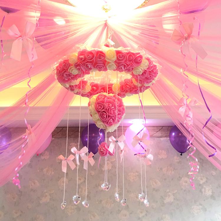 婚礼用品挂饰