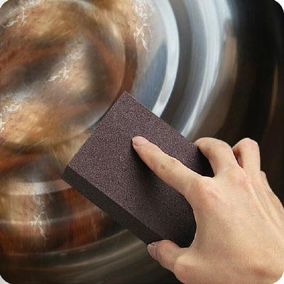 魔力擦锅去污纳米海绵厨房洗碗抹布百洁布金刚砂擦清洁块除锈