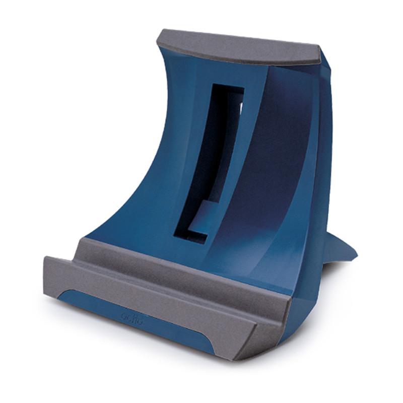 Actto/安尚NBS-03S笔记本支架平板电脑散热架多功能托架可调角度折叠站立式桌面舒适抬头平视坐姿