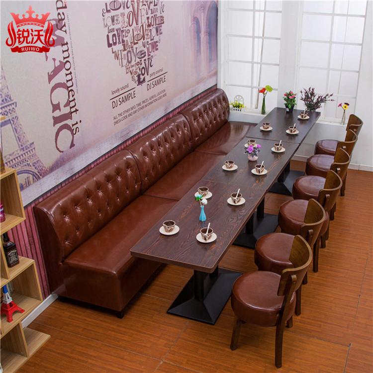 欧式西餐沙发