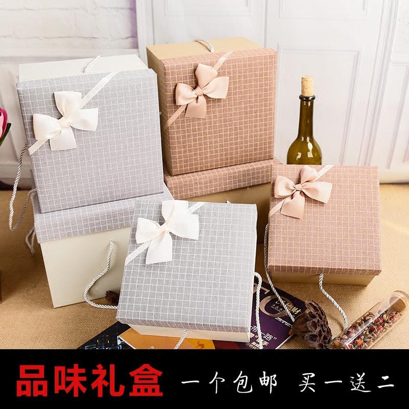 布艺礼品盒