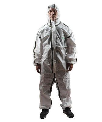 雷克兰 AMN428ETS 漆喷涂洁净食品加工电子医药灭菌防病毒 防护服爆款